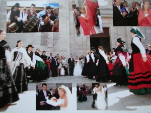 Celebracións matrimoniais