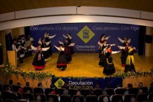 Actuación para Deputación de Pontevedra